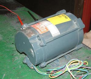Of 1 4 hp 115v for Explosion proof dc motor