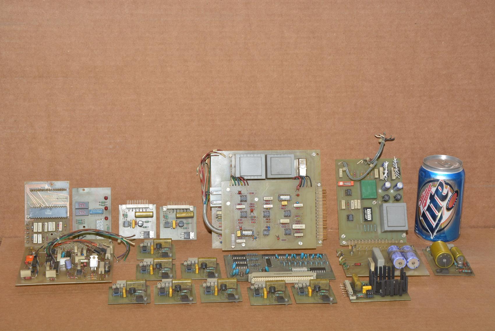 19charmilles Erowa E 200 Eg50 Edm Control Pcb Boards Inv13887 Ebay Printed Wiring Image Is Loading 19 Charmilles
