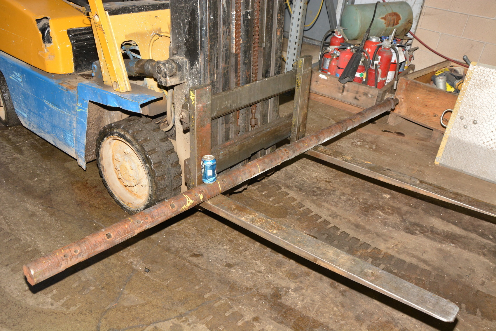 milling machine boring bar