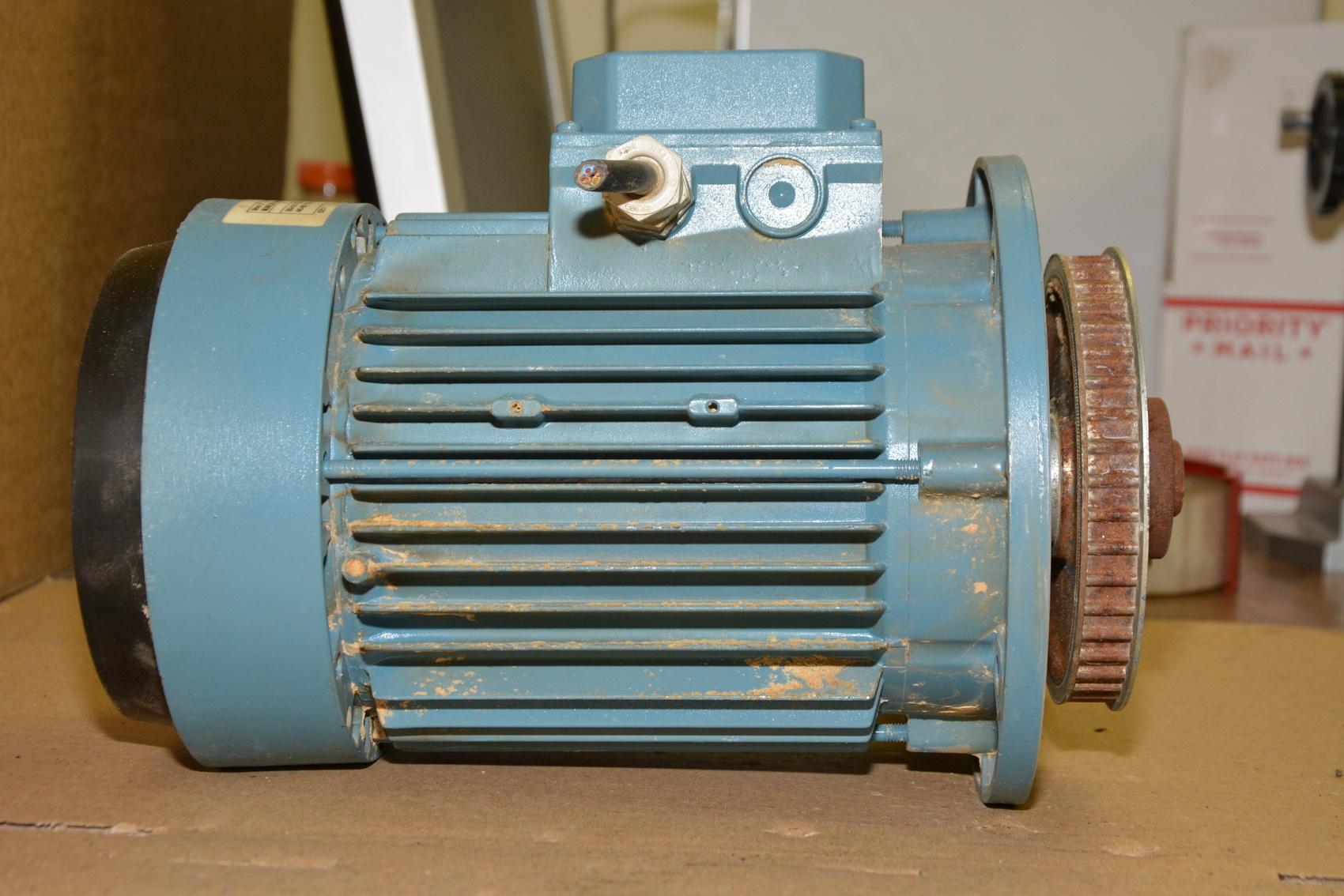 Abb 3 Ci Fip55iec34 2 2 2 5 Kw Hp Electric