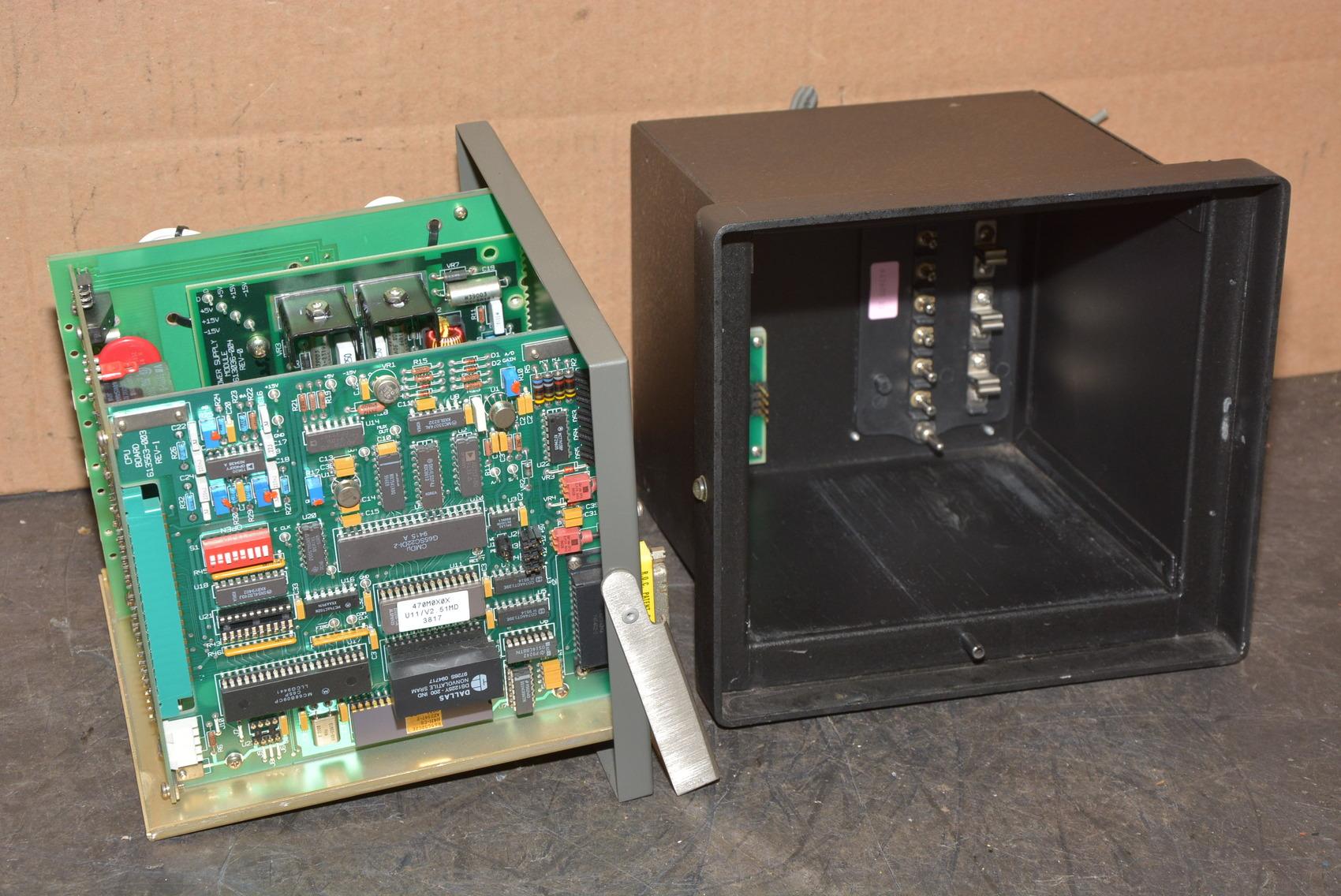 Abb Cat No 470m0401 Imprs Motor Protection System Module Inv 13447 Ebay
