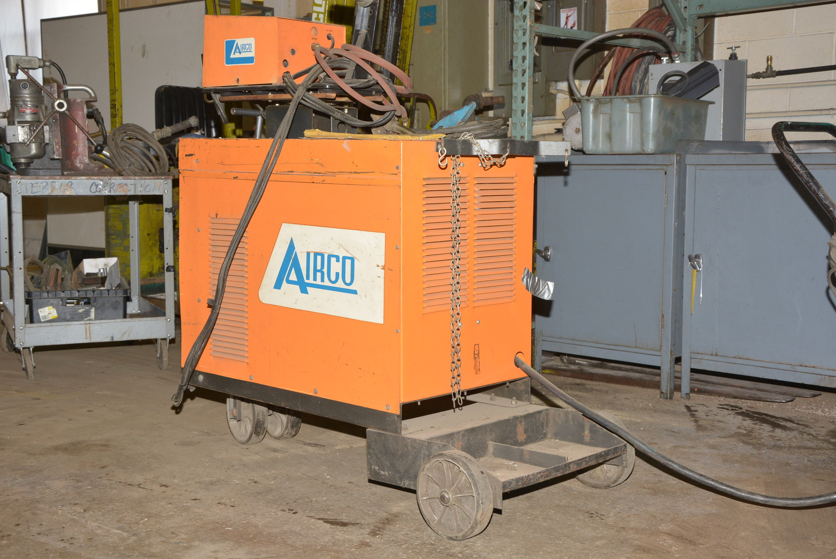 Airco Wire Welder Schematics Data Wiring Diagrams Welding Machines Click On Thumbnails To View Full Size Pictures Feeder Old Welders