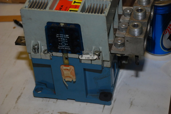 Asea Size 5 200 Hp Electric Motor Starter Contactor Type