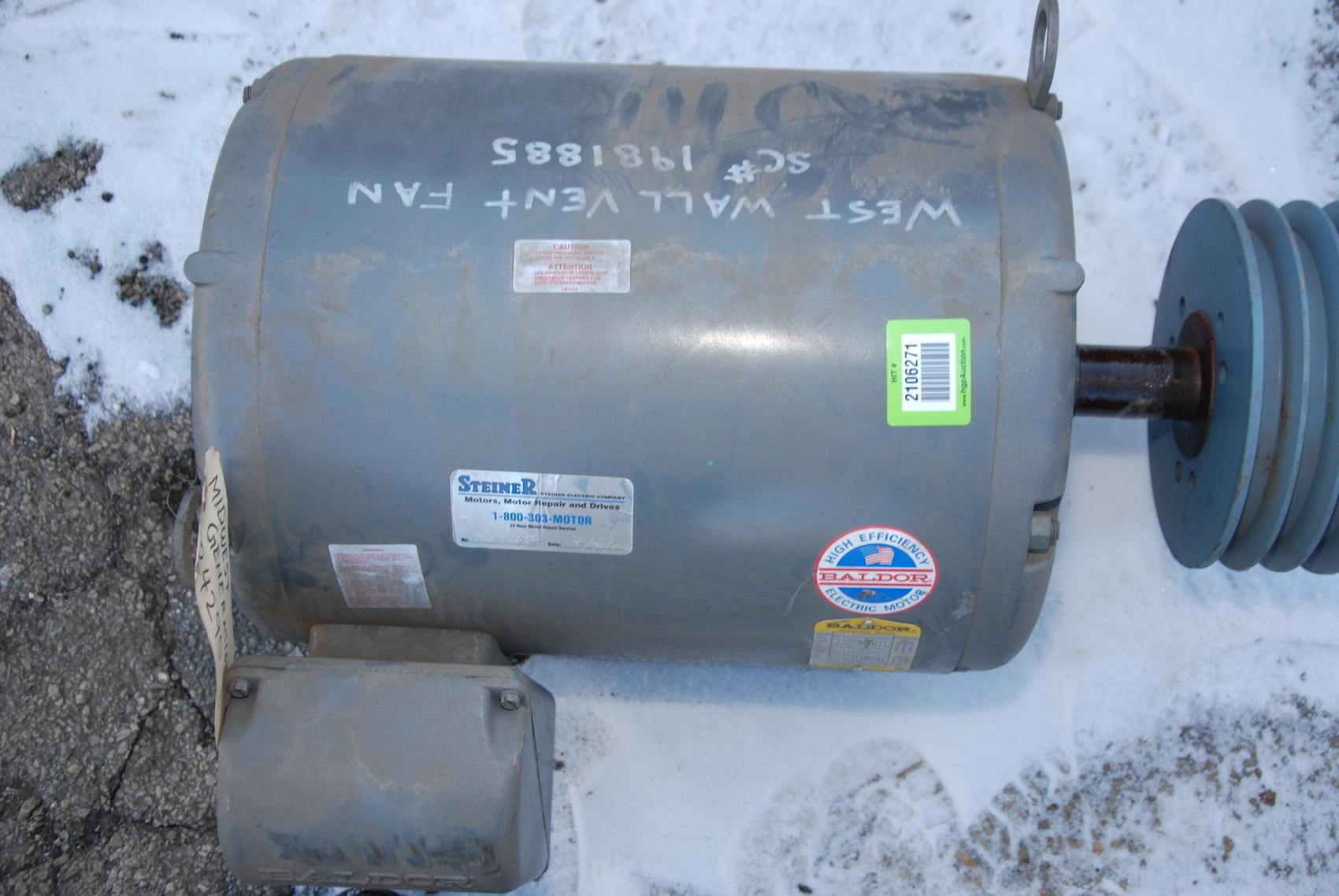 Dsc 0043 Jpg Of Baldor M2531 25 Hp Electric Motor 1760 Rpm