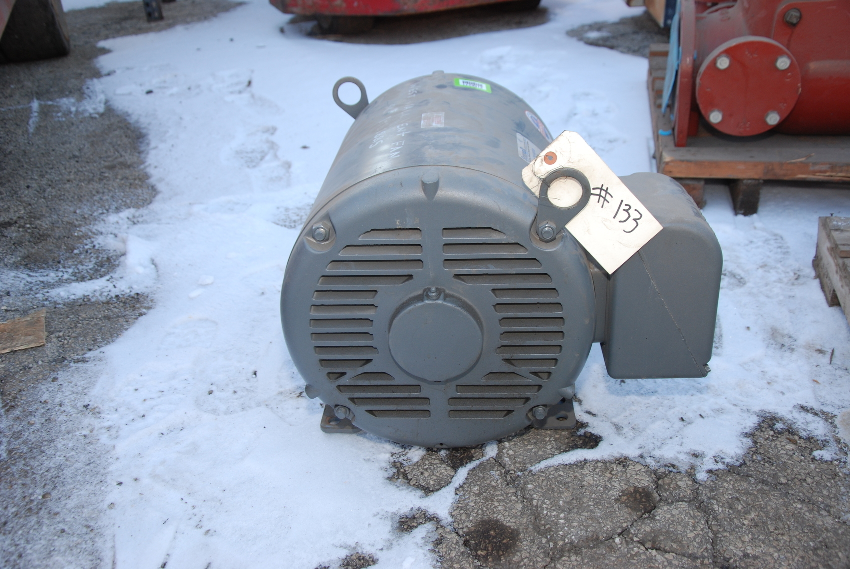 Dsc 0045 Jpg Of Baldor M2531 25 Hp Electric Motor 1760 Rpm