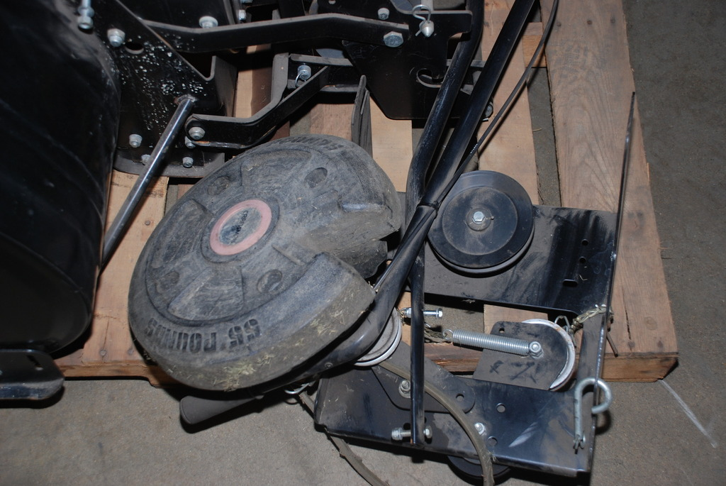 Sears Craftsman Tractor Attachments : Craftsman sears inch tractor snowblower attachment