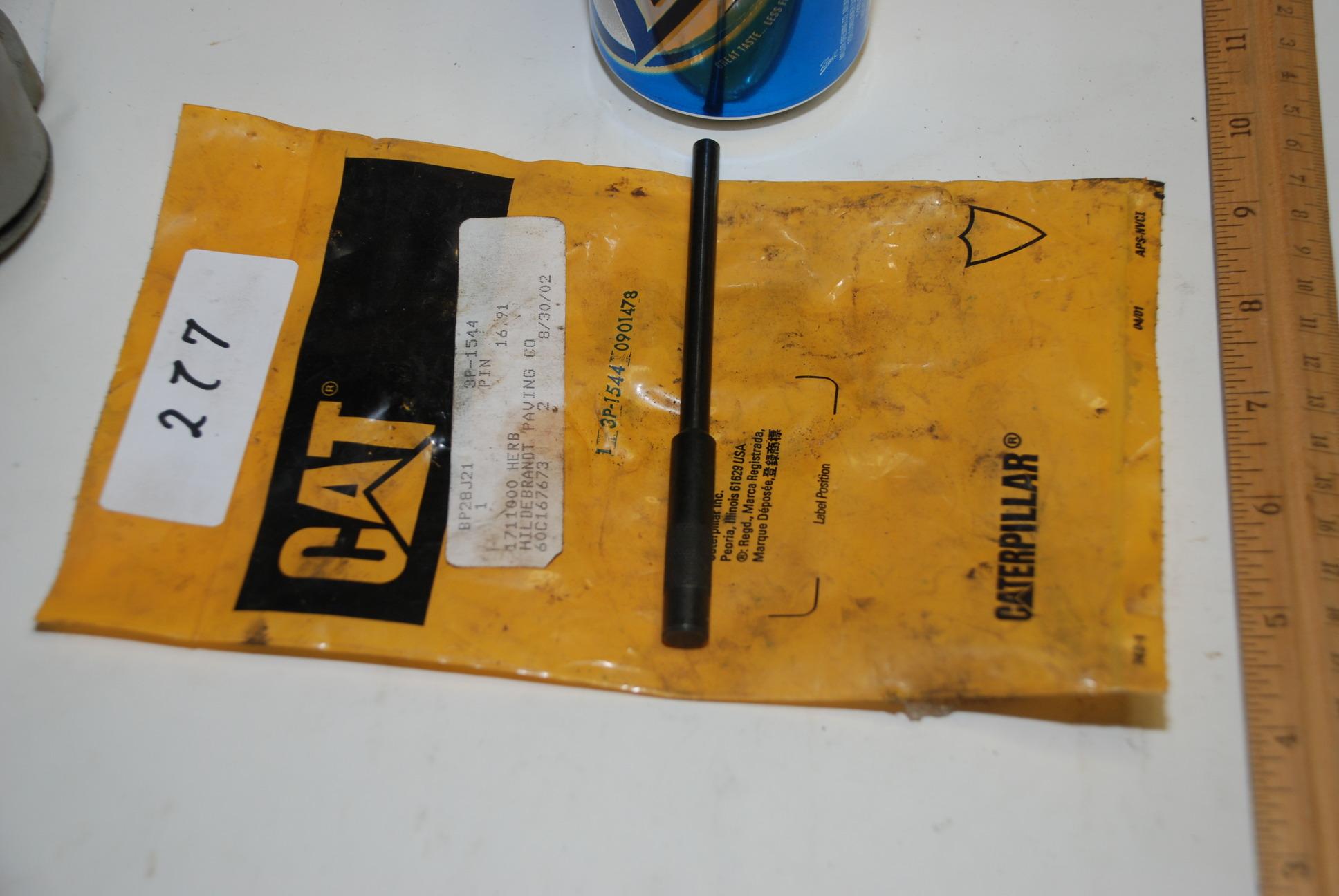 277-0002 jpg of Caterpillar 3P 1544 3P1544 TIMING PIN FOR