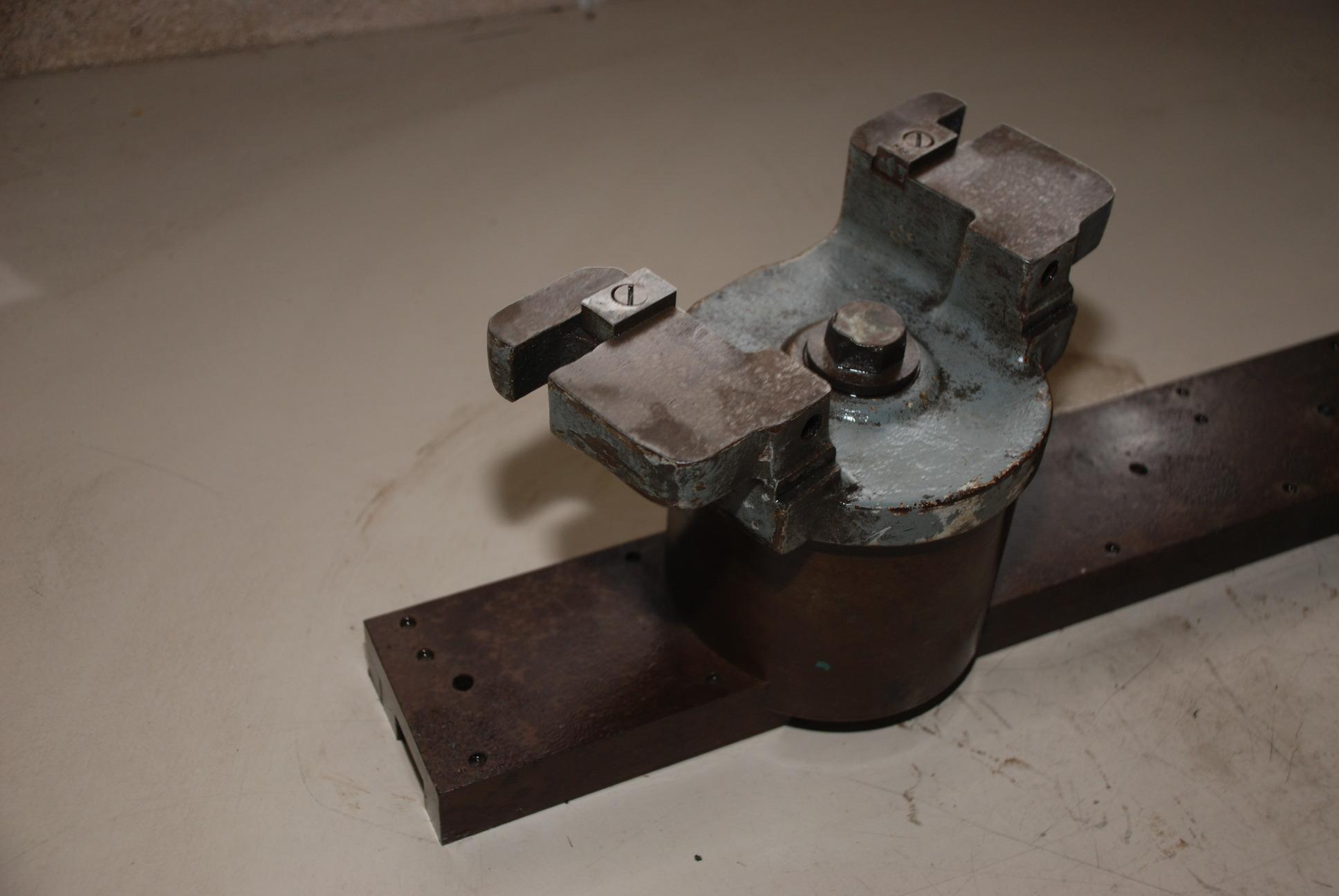 Tool And Cutter Grinder ~ Cincinnati no tool and cutter grinder attachment nopl