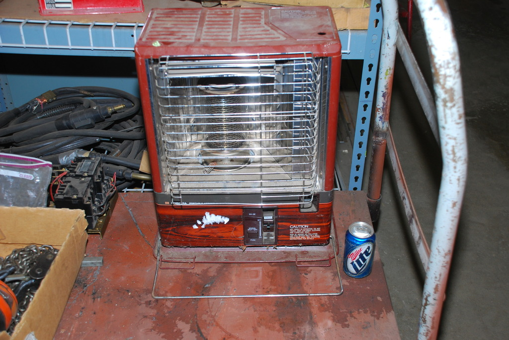 corona sx 2e kerosene heater manual