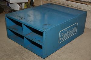 Cronatron Welding Stick Welding Rod Storage Cabinet 12200