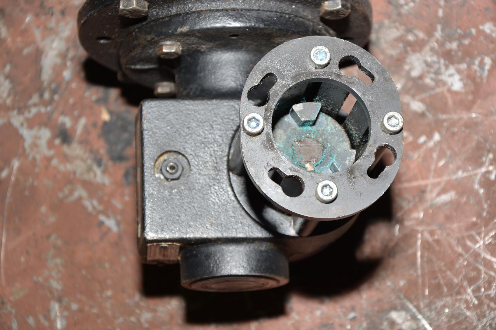 12317 Of Dayton 1 2 Hp Type 2m168d Dc Gear Motor
