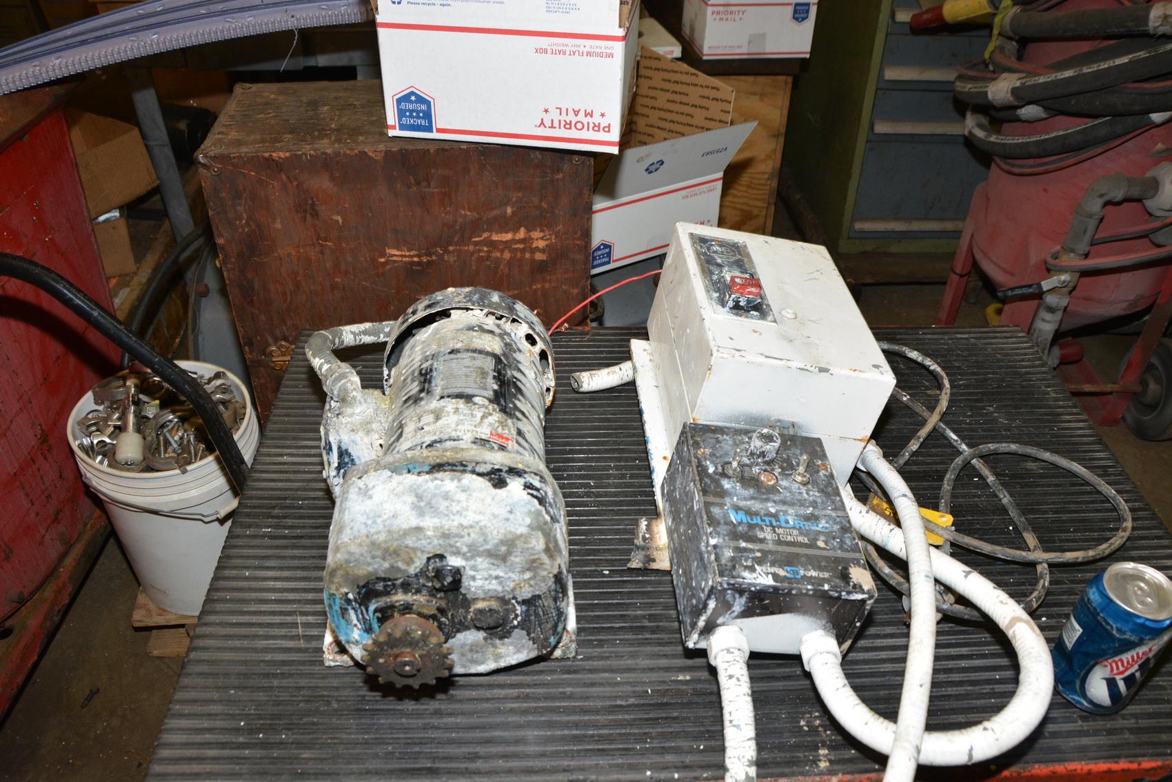 Dsc 0111 Jpg Of Dayton 6z417a Dc Electrical Gearmotor With