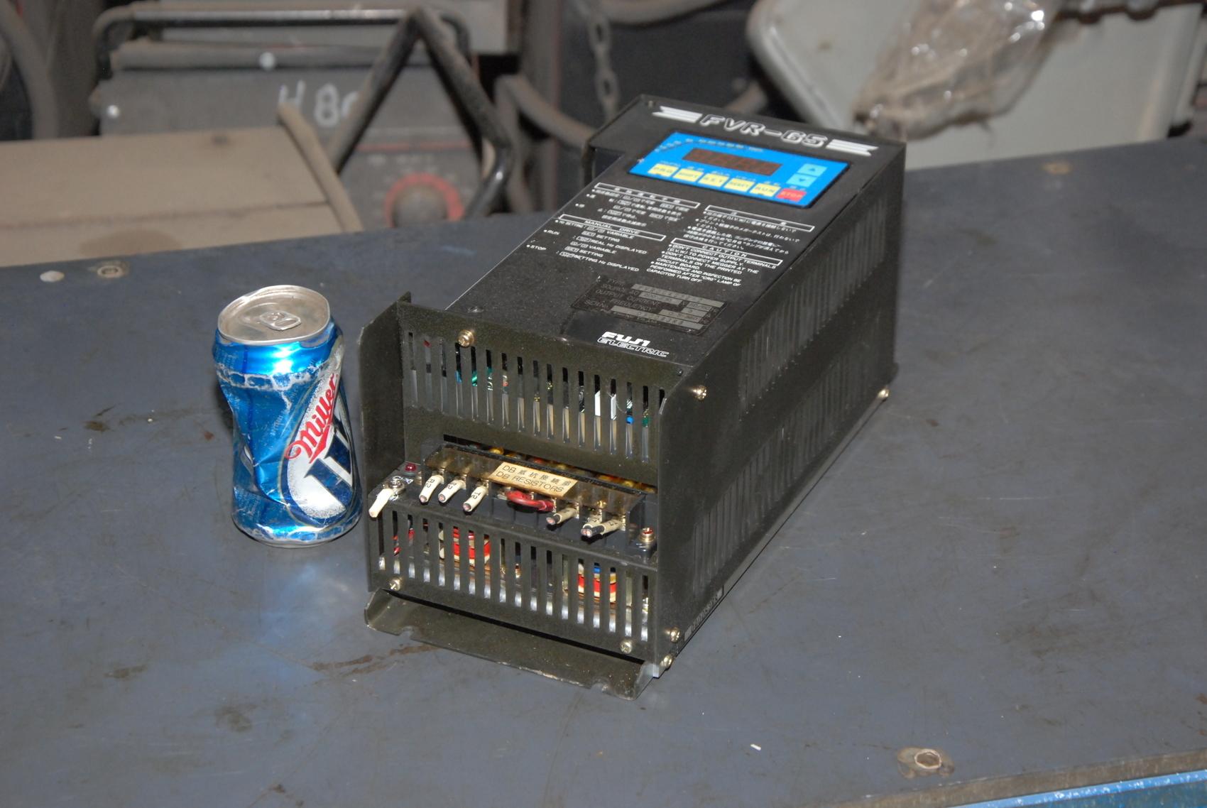 230v 8.4A FVR015G7S-2UX out-230v 8a FVR G7S Fuji Electric Drive warranty