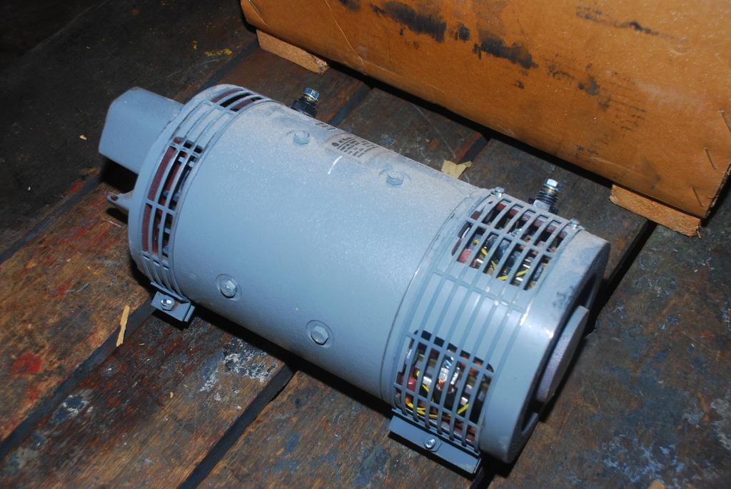 Ge Forklift Dc Motor 324845 5bt1326b182 36 48v 2121