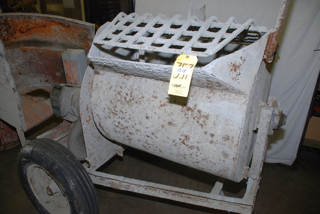 Electric Mortar Mixers for Sale http://www.ebay.com/itm/GREAT-ELECTRIC-3-HP-CONCRETE-MORTAR-MIXER-INV-1517-/320873181228
