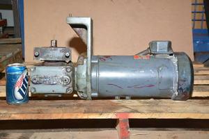 General electric gearmotor 20 1 3 4 hp 90v dc w dahlgren for General motors washington dc