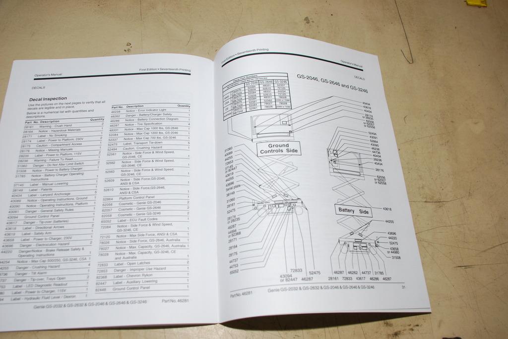 Hinari Genie Instruction Manual