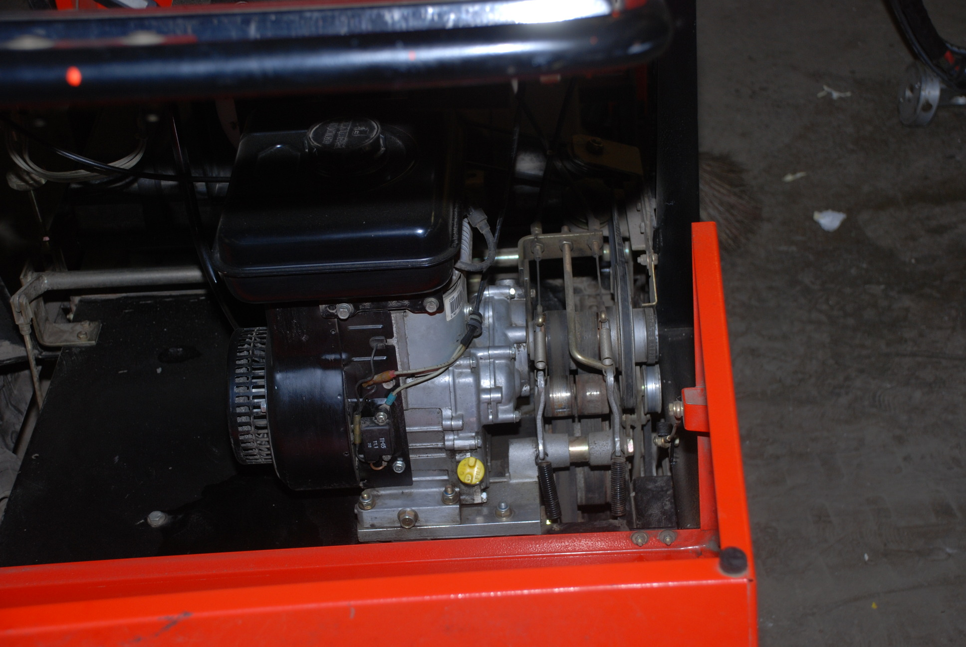 Images of Kawasaki Gas Engine