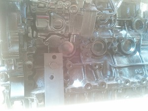 REBUILT Isuzu 4JB1-B843 Diesel Engine for Bobcat 843