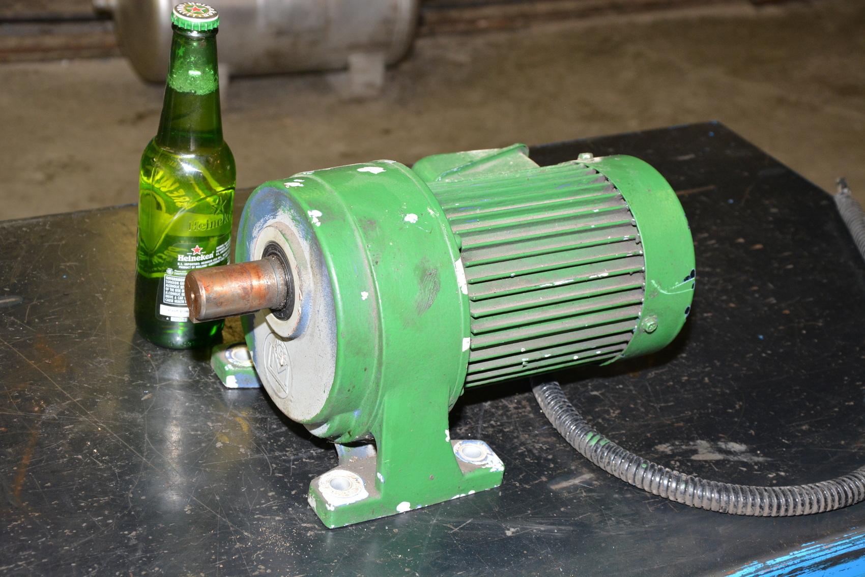 Liming Sh 12 Gear Motor Reducer Ratio 1 165 8 10 Rpm 0 2