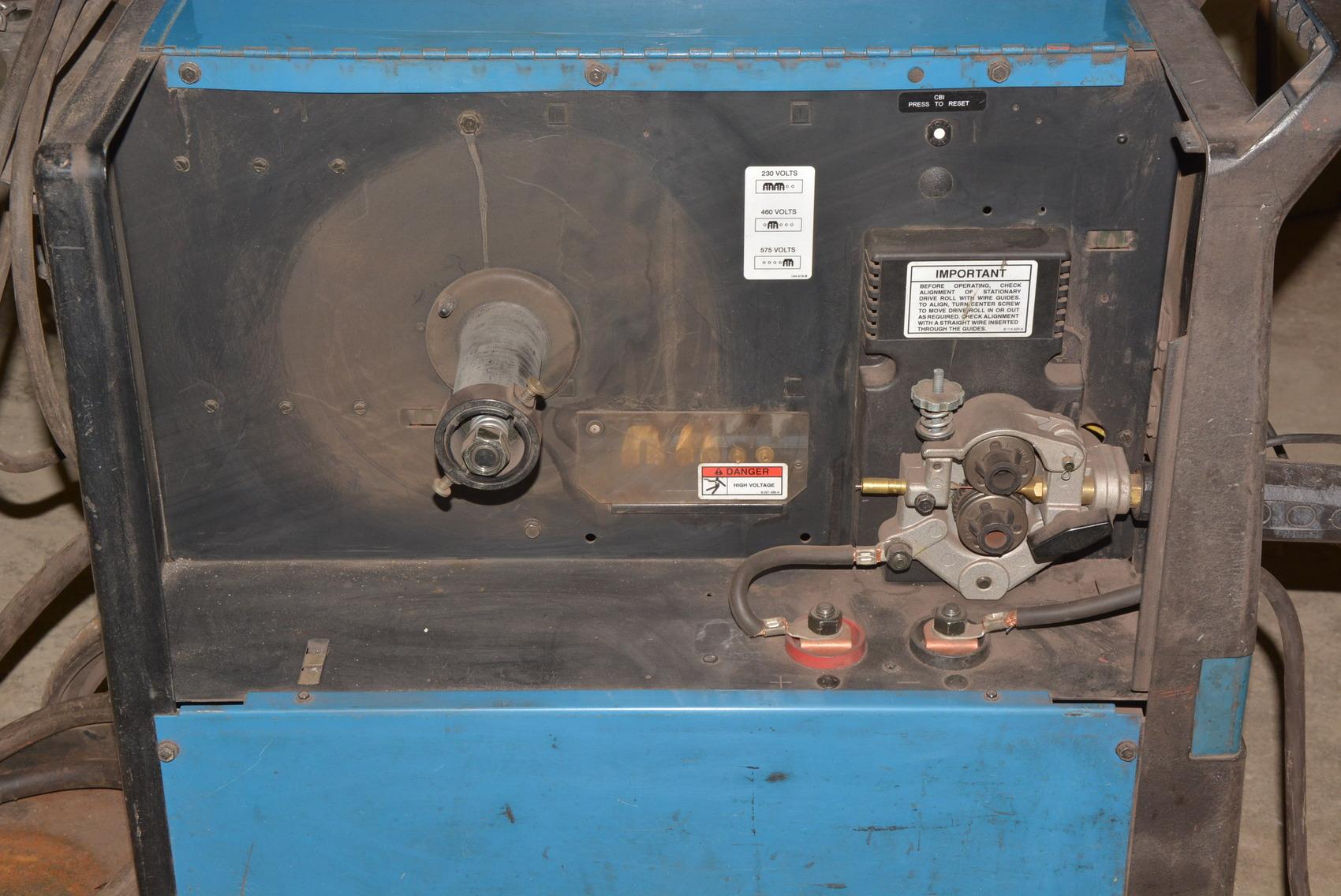 miller welders wiring diagrams miller big 40 wiring