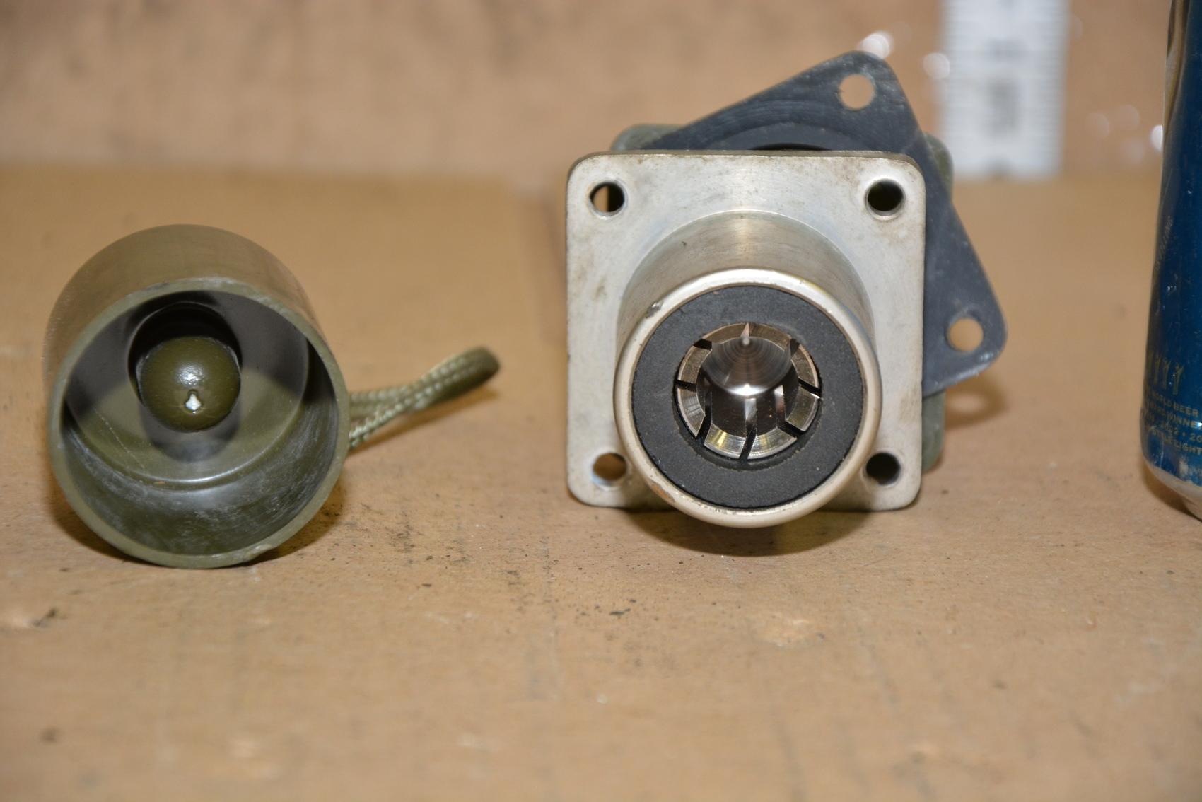 Nato Slave Receptacle One Pin Connector Plug Inv 17065 Ebay