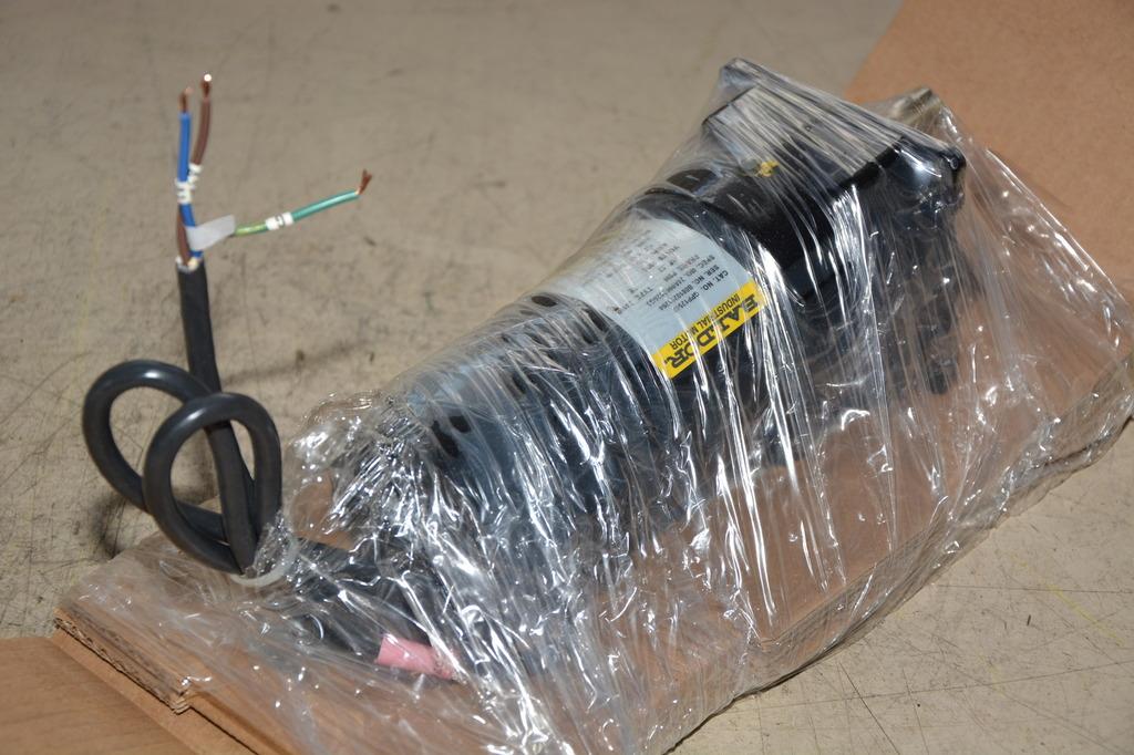 New baldor gpp12542 hp dc gear motor 90vdc 15 1 for Baldor gear motor catalog