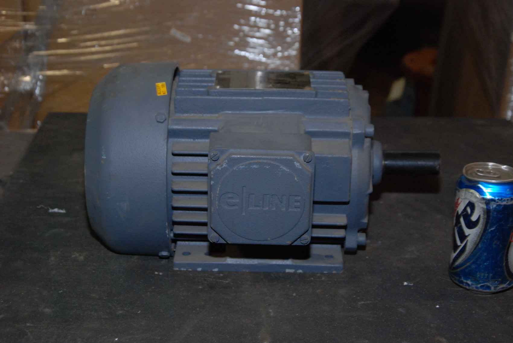New Emerson Line 1 5 Hp Dual Speed Electric Motor 1745