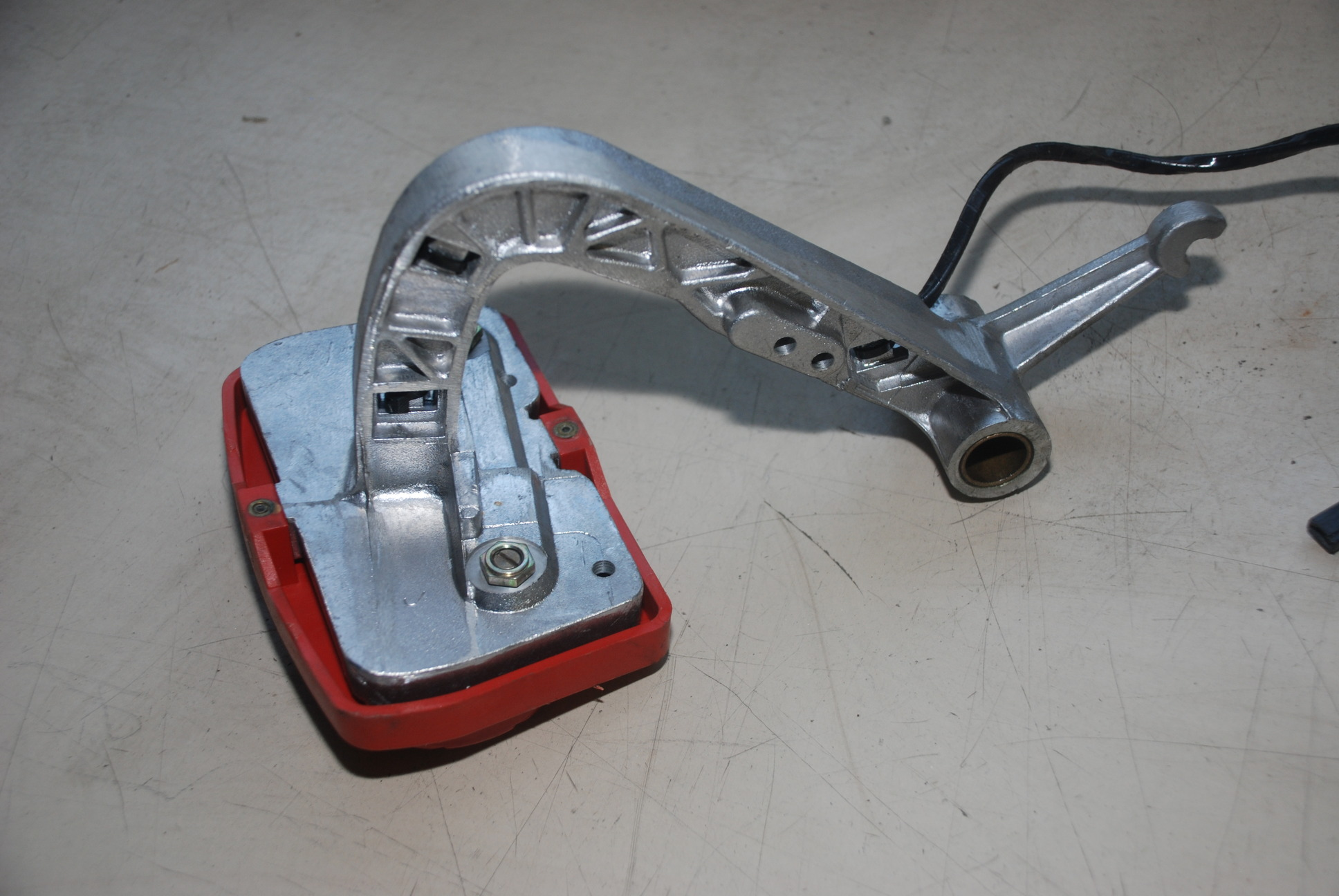 Fork Lift Pedals : New hyster forklift monotrol foot pedal inv