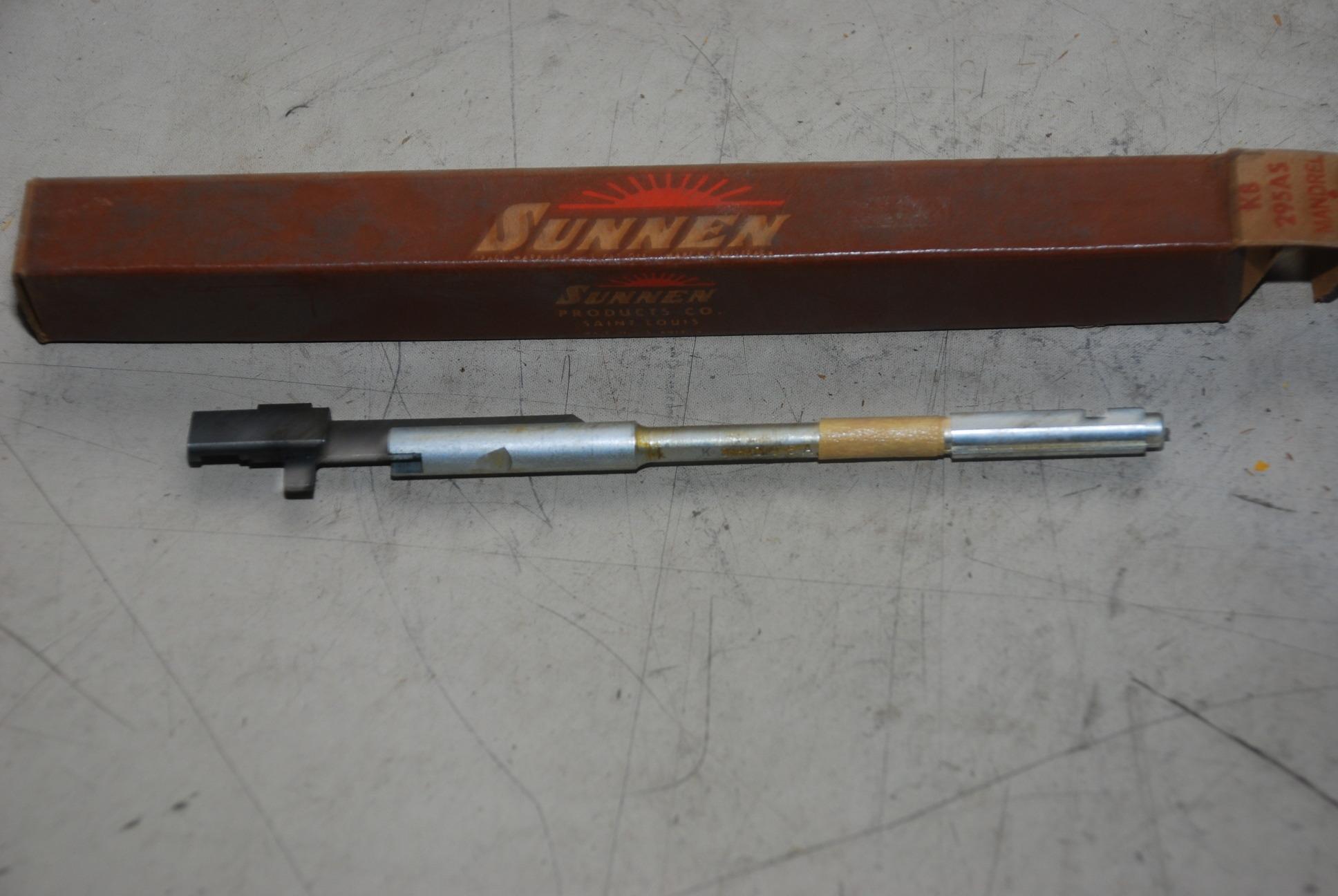 Sunnen K8-245AH-2D Mandrel NIB