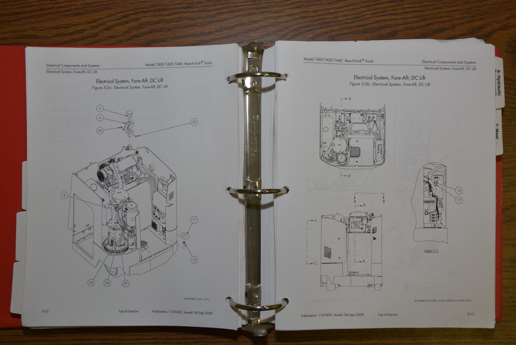 Raymond Reach Truck Manual Related Keywords & Suggestions - Raymond