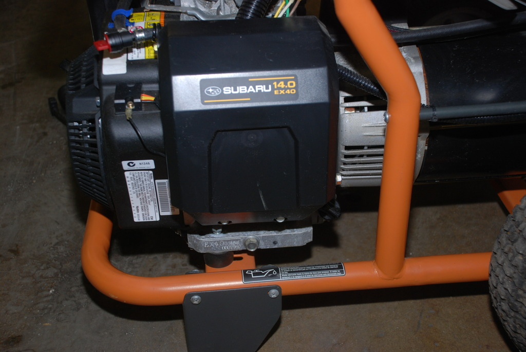Generators Portable Generators Subaru Remote Start B642791
