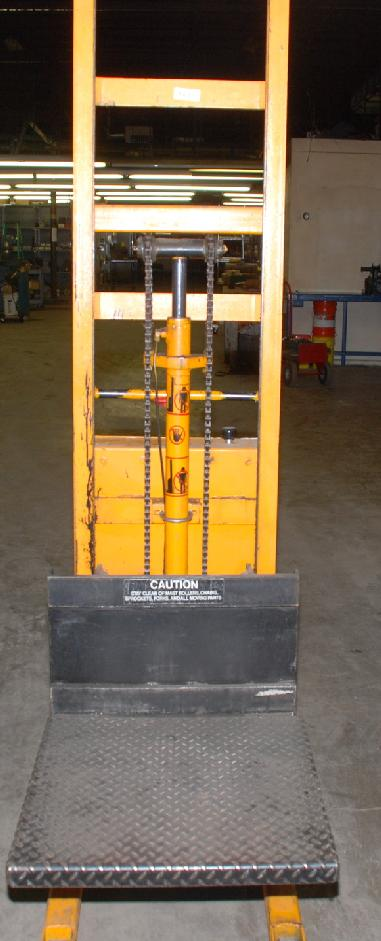 Portable Hydraulic Lift Cart : Rol lift portable electric hydraulic die stacker