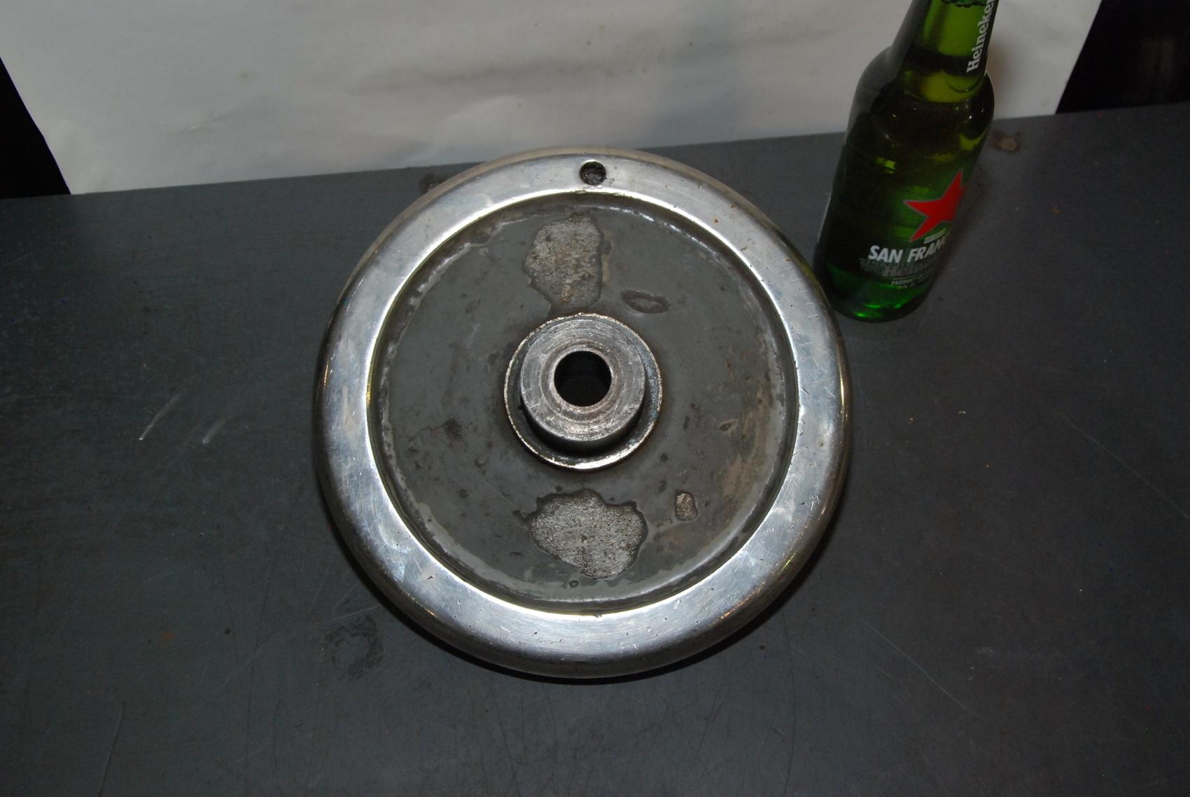 machine handle