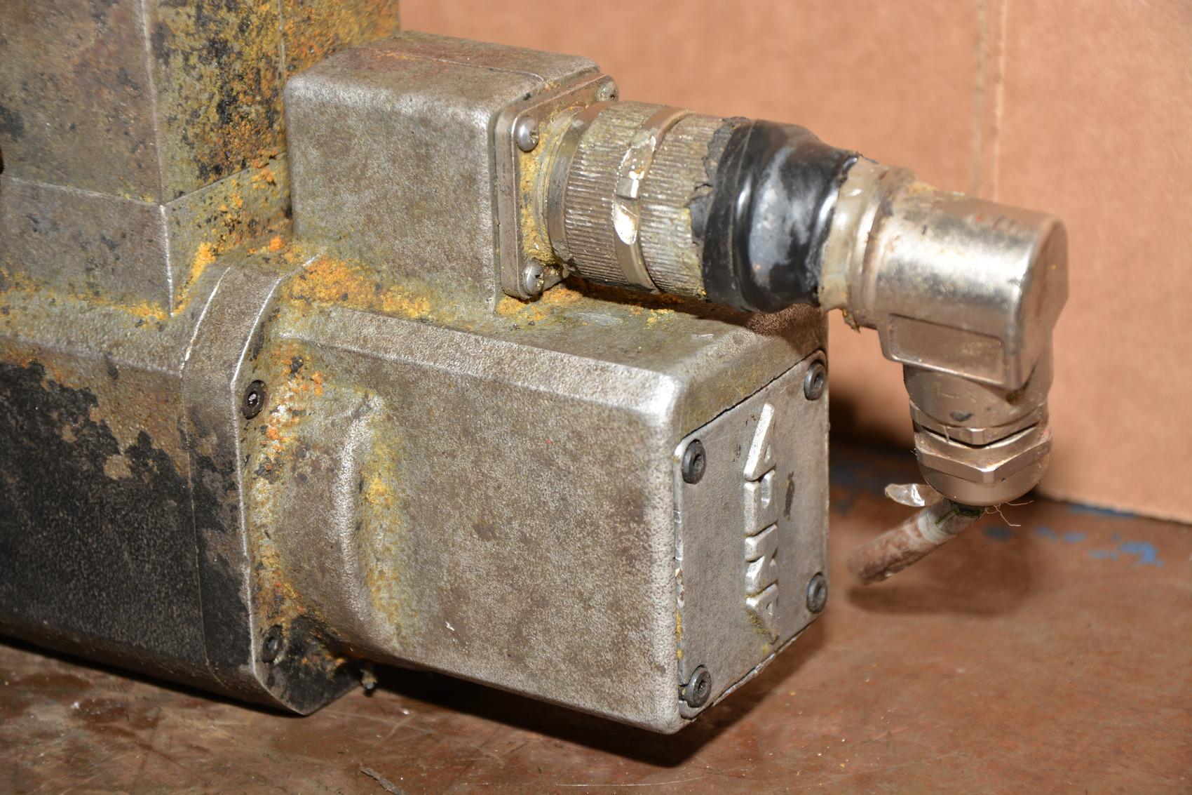 Sem type hd92l4 64t ac servo motor 6 000 rpm 10v ac for 6000 rpm ac motor