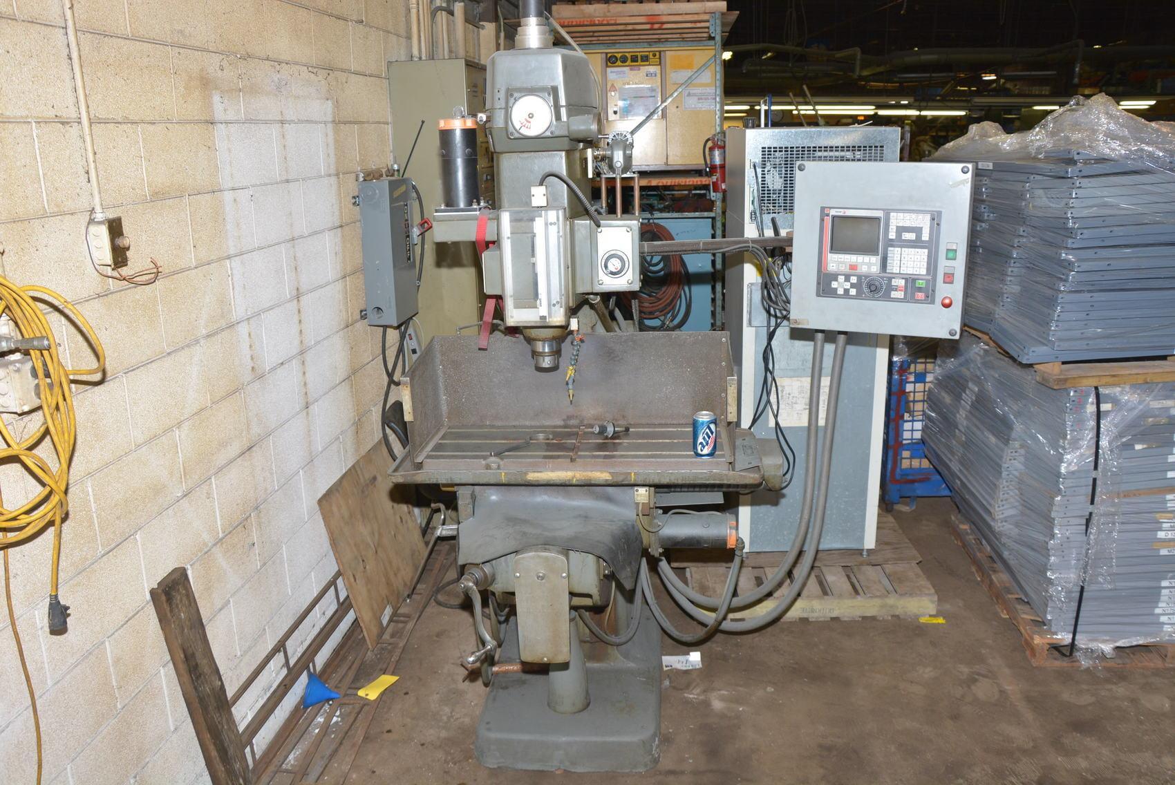single phase cnc milling machine