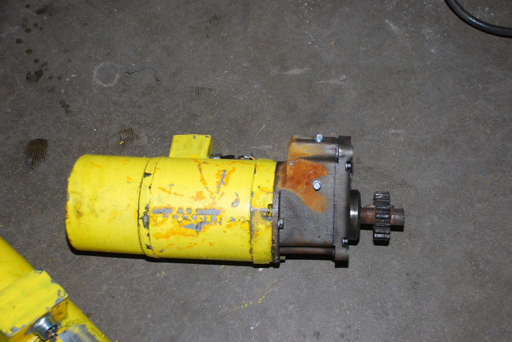 8577 of traction gear 1 hp motor robbins and for Robbins and myers replacement motors