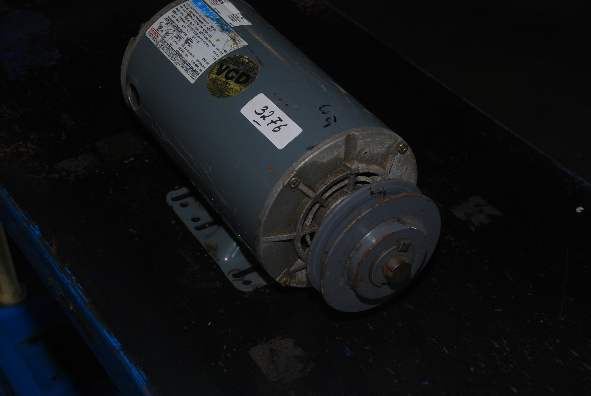 Used 3hp marathon electric 3 ph motor model for Marathon electric motors model numbers